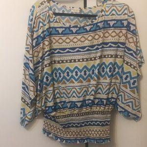 Multicolor shirt